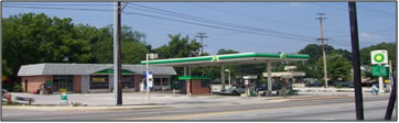 Appraisal Picture of Gas Station In Reisterstown, Md.